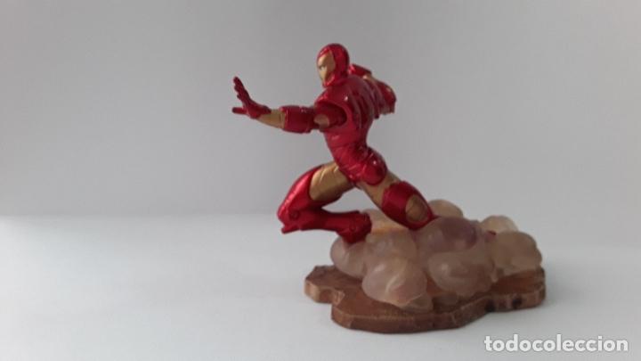 Figuras y Muñecos Marvel: -IRON MAN MARVEL 2011-7X4X7 CM - Foto 2 - 174061007