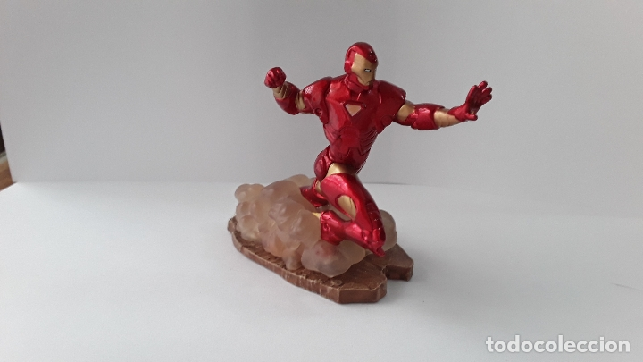 Figuras y Muñecos Marvel: -IRON MAN MARVEL 2011-7X4X7 CM - Foto 3 - 174061007