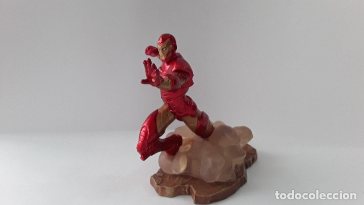 -IRON MAN MARVEL 2011-7X4X7 CM (Juguetes - Figuras de Acción - Marvel)