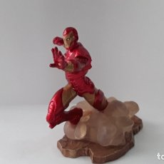 Figuras y Muñecos Marvel: -IRON MAN MARVEL 2011-7X4X7 CM. Lote 174061007