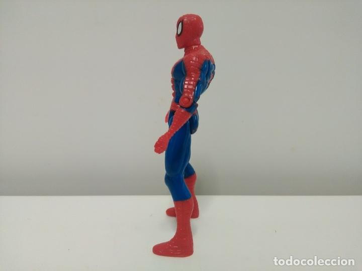 Figuras y Muñecos Marvel: Figura de Spider-man la serie de animación © 1996 Marvel - Toy Biz, Inc. - Foto 2 - 174240283