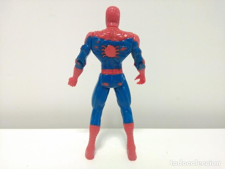 Figuras y Muñecos Marvel: Figura de Spider-man la serie de animación © 1996 Marvel - Toy Biz, Inc. - Foto 3 - 174240283