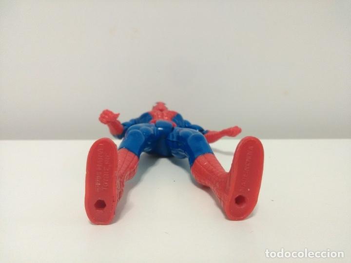 Figuras y Muñecos Marvel: Figura de Spider-man la serie de animación © 1996 Marvel - Toy Biz, Inc. - Foto 6 - 174240283