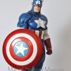 Figuras y Muñecos Marvel: CAPTAIN AMERICA BOWEN CLASSIC MUSEUM ESTADO COMO NUEVO MAS ARTICULOS PRECIO NEGOCIABLE . Lote 174272240