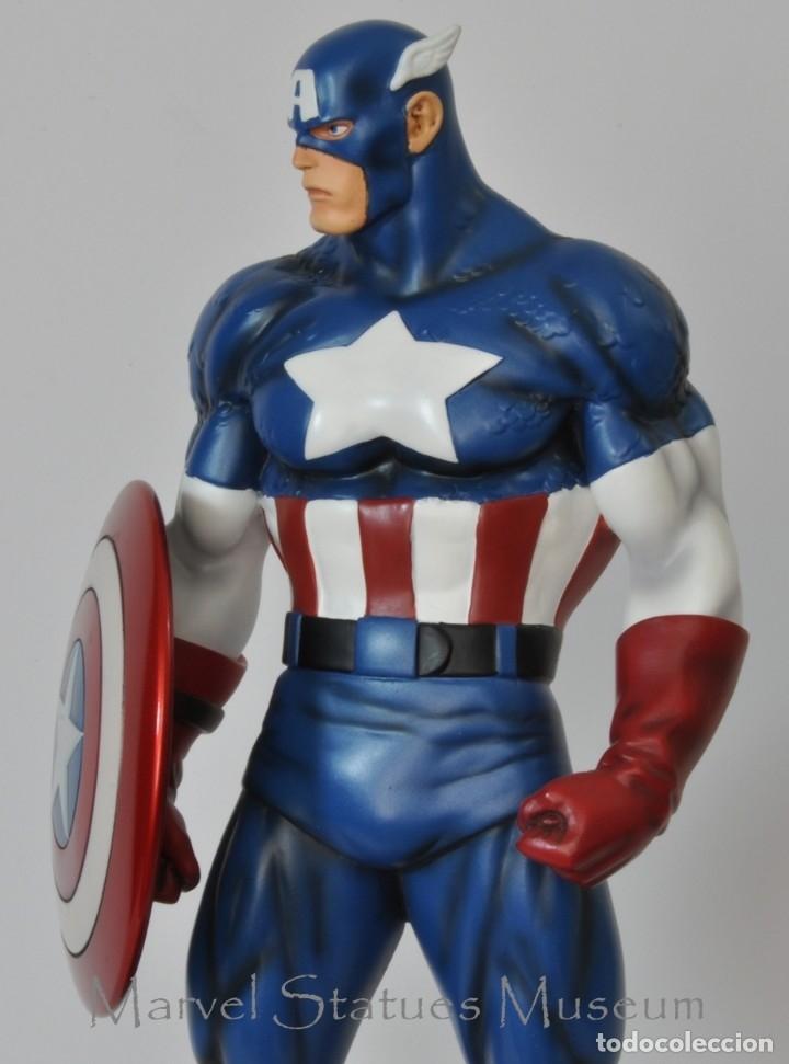 Figuras y Muñecos Marvel: CAPTAIN AMERICA BOWEN CLASSIC MUSEUM ESTADO COMO NUEVO MAS ARTICULOS PRECIO NEGOCIABLE - Foto 2 - 174272240