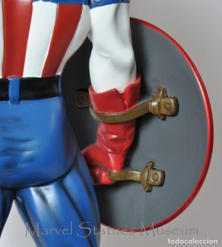 Figuras y Muñecos Marvel: CAPTAIN AMERICA BOWEN CLASSIC MUSEUM ESTADO COMO NUEVO MAS ARTICULOS PRECIO NEGOCIABLE - Foto 3 - 174272240