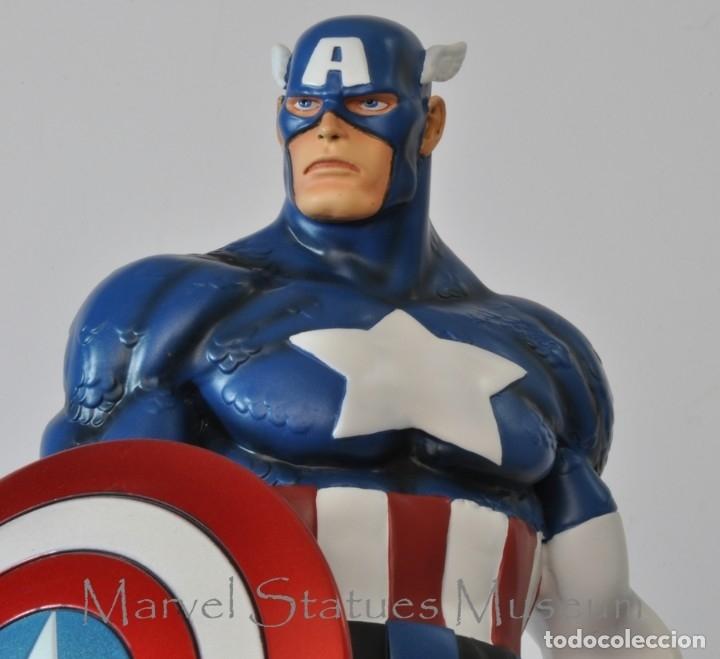 Figuras y Muñecos Marvel: CAPTAIN AMERICA BOWEN CLASSIC MUSEUM ESTADO COMO NUEVO MAS ARTICULOS PRECIO NEGOCIABLE - Foto 4 - 174272240