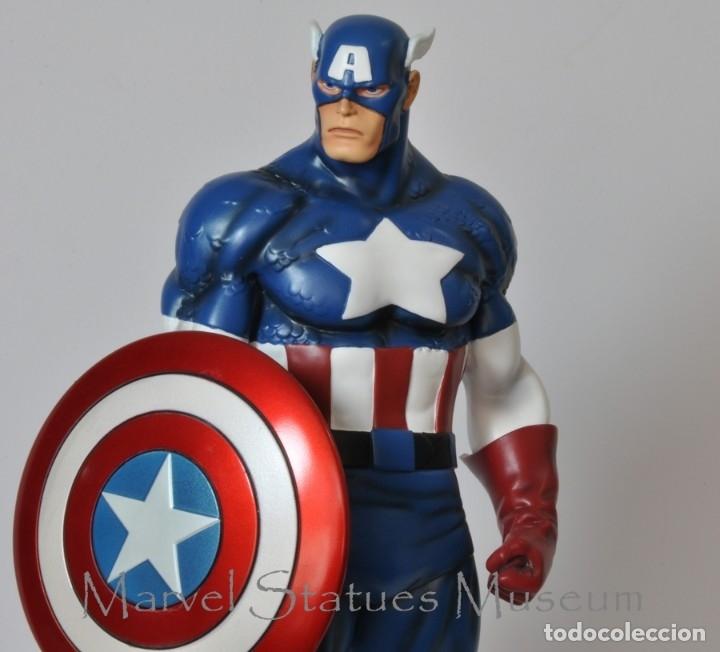 Figuras y Muñecos Marvel: CAPTAIN AMERICA BOWEN CLASSIC MUSEUM ESTADO COMO NUEVO MAS ARTICULOS PRECIO NEGOCIABLE - Foto 5 - 174272240