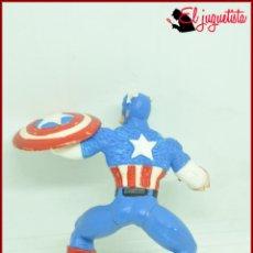 Figuras y Muñecos Marvel: SANTJUK - MARVEL 1996 - CAPITAN AMERICA. Lote 174486657