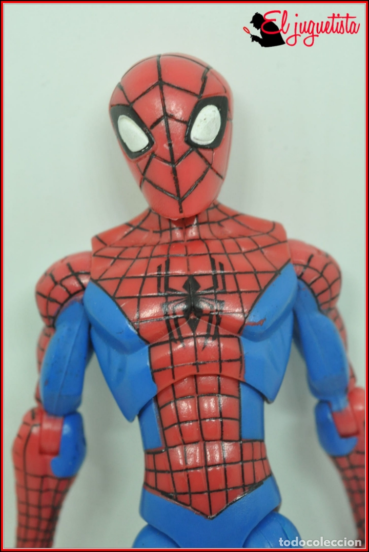 Figuras y Muñecos Marvel: SANTJUK - MARVEL HASBRO 2008 - SPIDERMAN - Foto 3 - 174493210