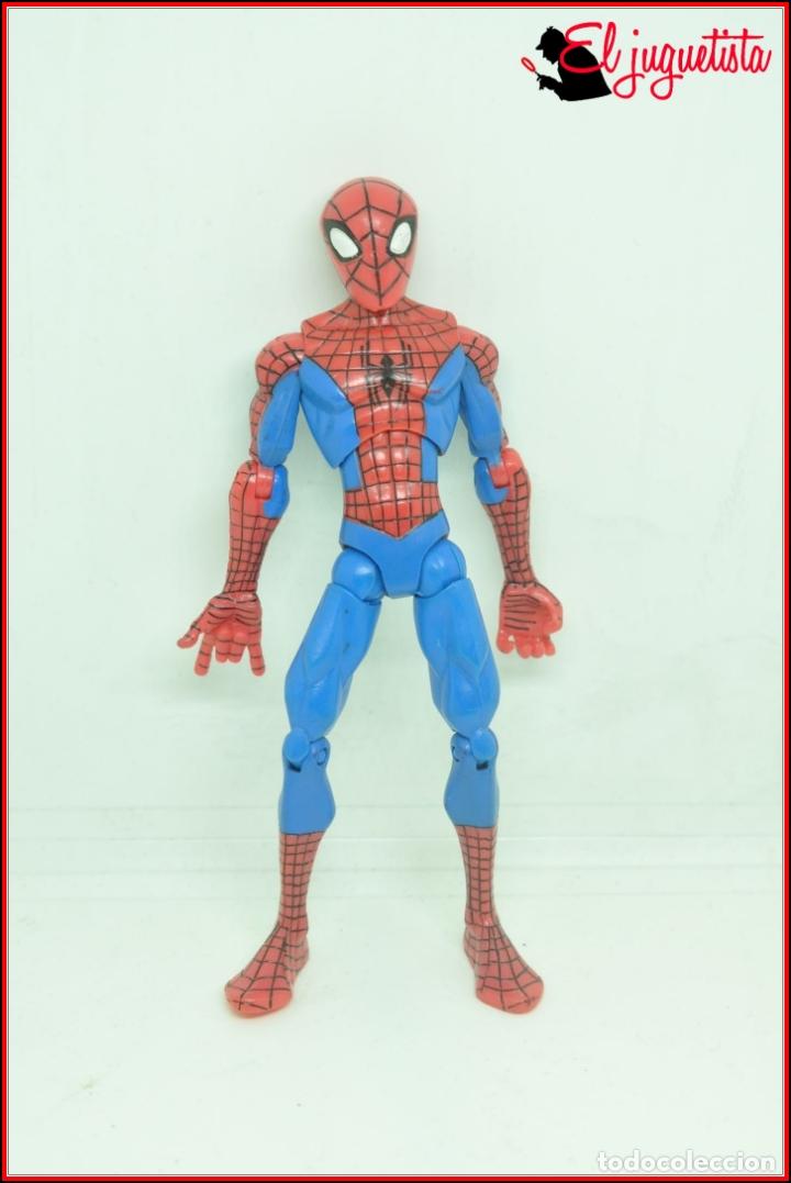 SANTJUK - MARVEL HASBRO 2008 - SPIDERMAN (Juguetes - Figuras de Acción - Marvel)