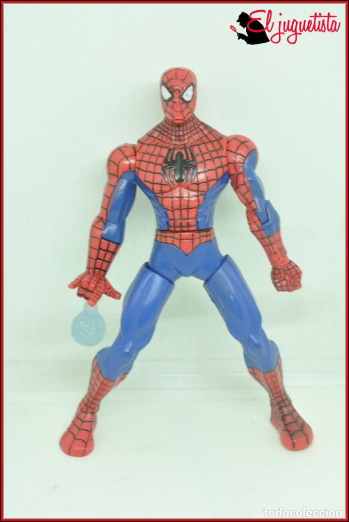 SANTJUK - MARVEL HASBRO 2010 - SPIDERMAN (Juguetes - Figuras de Acción - Marvel)