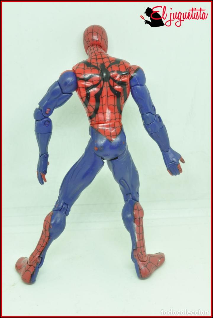 Figuras y Muñecos Marvel: SANTJUK - MARVEL TOY BIZ 2002 - SPIDERMAN - Foto 2 - 174493774