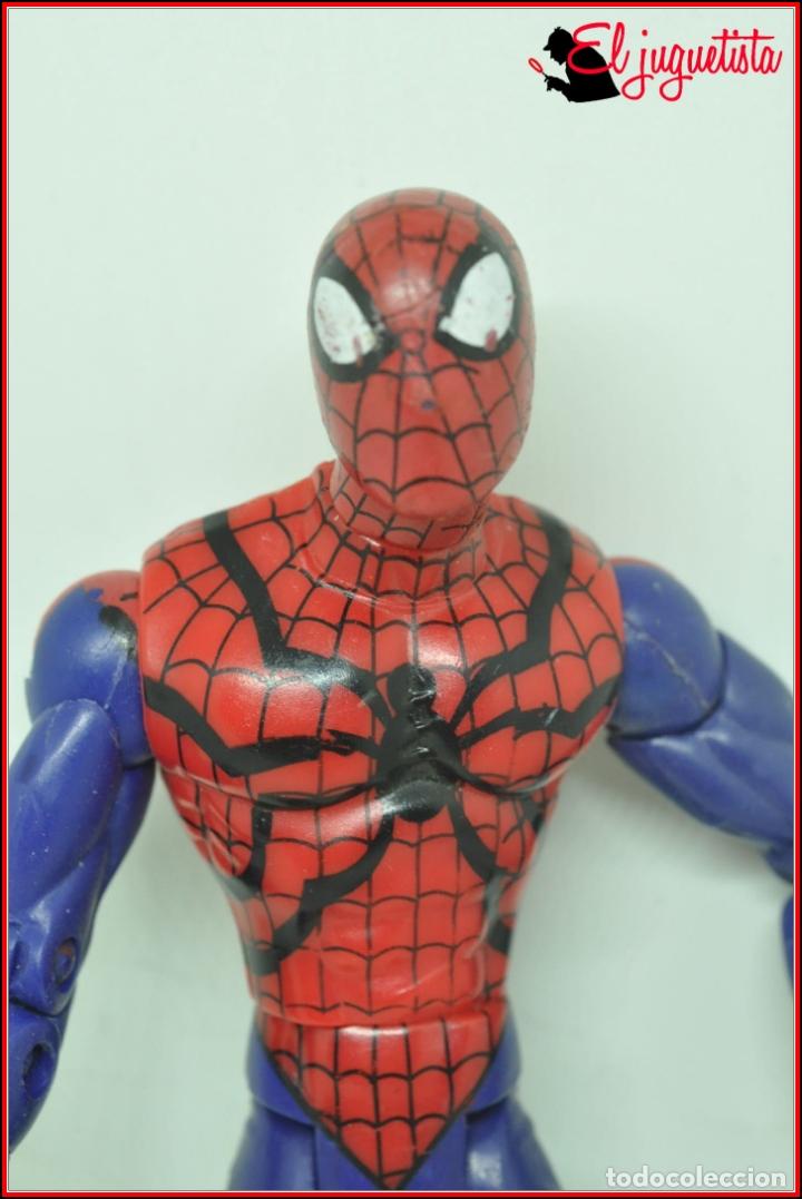 Figuras y Muñecos Marvel: SANTJUK - MARVEL TOY BIZ 2002 - SPIDERMAN - Foto 3 - 174493774