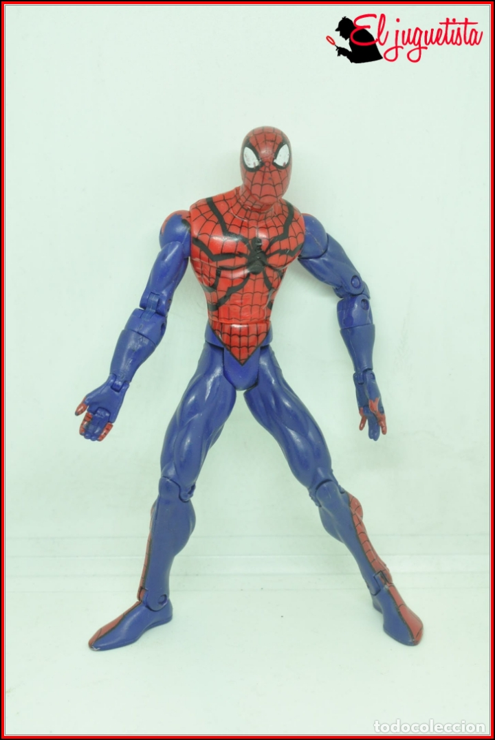 SANTJUK - MARVEL TOY BIZ 2002 - SPIDERMAN (Juguetes - Figuras de Acción - Marvel)