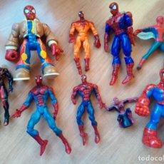 Figuras y Muñecos Marvel: SPIDERMAN - LOTE FIGURAS - . Lote 174518627