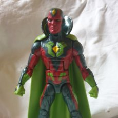 Figuras y Muñecos Marvel: MARVEL LEGENDS VENGADORES FIGURA EXCLUSIVA LA VISIÓN MUY DIFÍCIL RARA. Lote 176006045