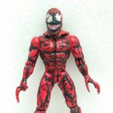 Figuras y Muñecos Marvel: FIGURA DE ACCIÓN SPIDERMAN MARVEL VENOM 95 TOY BIZ CARNAGE. Lote 176029934