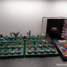 Figuras y Muñecos Marvel: MARVEL FIGURAS DE PLOMO. COLECCIÓN COMPLETA. PLANETA DEAGOSTINI. CON PEANAS Y FASCÍCULOS.. Lote 176524143