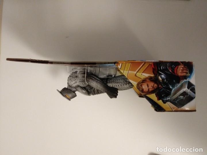 Figuras y Muñecos Marvel: FIGURA ARTICULADA MARVELS DESTROYER EL DESTRUCTOR. EN CAJA SIN ABRIR THOR THE MIGHTY AVENGER HASBRO - Foto 4 - 178154908
