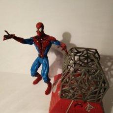 Figuras y Muñecos Marvel: SPIDERMAN CON TRAMPA. SPIDERMAN WEB TRAP. TOY BIZ. MARVEL 1997. TOY BIZ. Lote 178292611