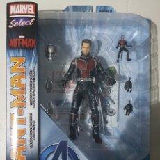 Figuras y Muñecos Marvel: FIGURA MARVEL SELECT ANT-MAN. Lote 178728500