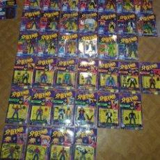 Figuras y Muñecos Marvel: LOTE FIGURAS ARTICULADAS SPIDER-MAN - SPIDERMAN - TOY BIZ - TOYBIZ - 1994 - NUEVAS - EN BLISTER -. Lote 178806338