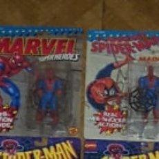 Figuras y Muñecos Marvel: LOTE FIGURAS ARTICULADAS SPIDER-MAN - SPIDERMAN - TOY BIZ - TOYBIZ - NUEVAS - EN BLISTER -. Lote 178816830