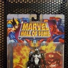 Figuras y Muñecos Marvel: FIGURA - SPIDER-MAN - SPIDERMAN - MARVEL HALL OF FAME - 1996 - EN BLISTER - TOY BIZ. Lote 178858868