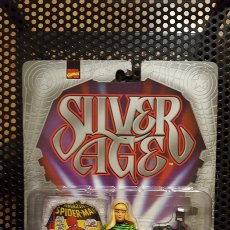 Figuras y Muñecos Marvel: FIGURA - GWEN STACY - MARVEL COMICS - SILVER AGE - TOY BIZ - DE 1999 - EXCLUSIVA DE PREVIEWS. Lote 178863076