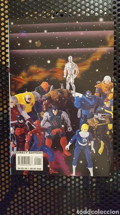 Figuras y Muñecos Marvel: The ultimate Marvel Super heroes Toy Collector Guide 1, 2, 3 y 4 - Foto 9 - 178868588