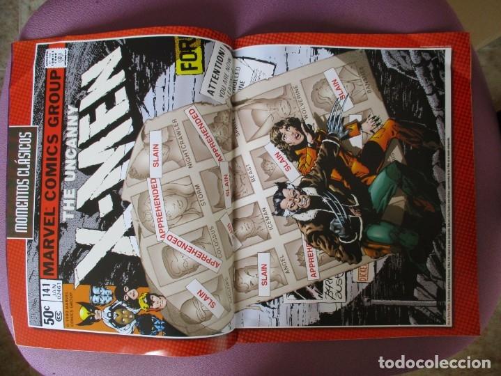Figuras y Muñecos Marvel: FIGURAS DE PLOMO MARVEL DE COLECCION LOBEZNO , ALTAYA CON CAJA Y CON REVISTA - Foto 3 - 180134382