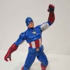 Figuras y Muñecos Marvel: CAPITAN AMERICA / CAPTAIN AMERICA - 27 CM / MARVEL / AÑO 2012 / HABLA AL PRESIONAR LA ESTRELLA. Lote 180499466