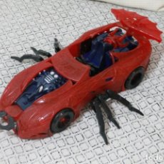 Figuras y Muñecos Marvel: COCHE ORIGINAL SPIDERMAN MARVEL DEL 1997.. Lote 180878146