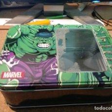 Figuras y Muñecos Marvel: CAJA DE MARVEL DE HULK. Lote 180998475
