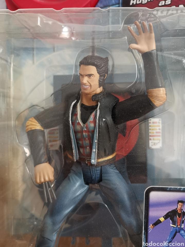 Figuras y Muñecos Marvel: Figura X-Men The movie, Logan, en su blíster. Marvel Toy Biz - Foto 2 - 182280478