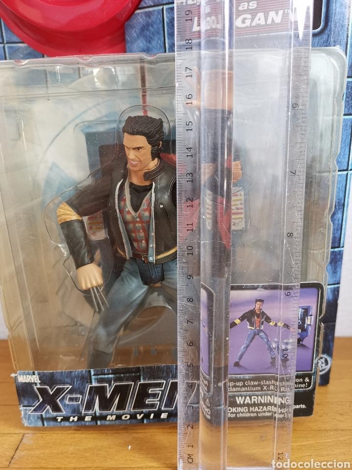 Figuras y Muñecos Marvel: Figura X-Men The movie, Logan, en su blíster. Marvel Toy Biz - Foto 4 - 182280478