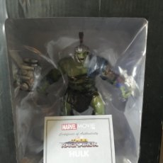 Figuras y Muñecos Marvel: MARVEL MOVIE COLLECTION - FIGURA HULK GLADIADOR - RARO - EDICIÓN LIMITADA - EAGLEMOSS, LONDON. Lote 182836967