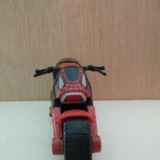 Figuras y Muñecos Marvel: MOTO SPIDERMAN MARVEL HASBRO 2009. Lote 183389813