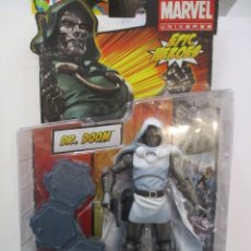 Figuras y Muñecos Marvel: MARVEL LEGENDS / UNIVERSE - DR DOOM - DR MUERTE - VARIANTE BLANCA - BLISTER / SIN ABRIR - HASBRO. Lote 183458013