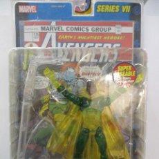 Figuras y Muñecos Marvel: MARVEL LEGENDS - VISION PHASING - SERIE VII BLISTER / SIN ABRIR - TOY BIZ . Lote 183459635