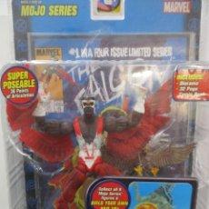 Figuras y Muñecos Marvel: MARVEL LEGENDS - HALCON / FALCON - SERIE MOJOS BLISTER / SIN ABRIR - TOY BIZ. Lote 183461138
