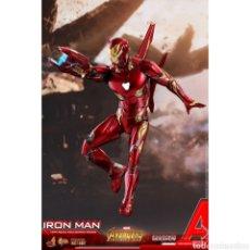 Figuras y Muñecos Marvel: FIGURA IRON MAN MARK L AVENGERS INFINITY WAR HOT TOYS. Lote 183798386