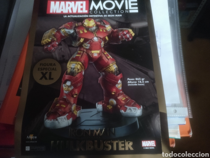 Figuras y Muñecos Marvel: Iron man Hulkbuster marvel - Foto 2 - 183818872