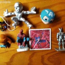 Figuras y Muñecos Marvel: LOTE DE 7 FIGURAS MARVEL -. Lote 183830973