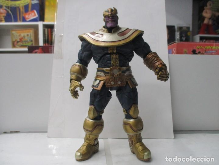 THANOS MARVEL LEGENDS - AVENGERS / VENGADORES - PERFECTO ESTADO (Juguetes - Figuras de Acción - Marvel)