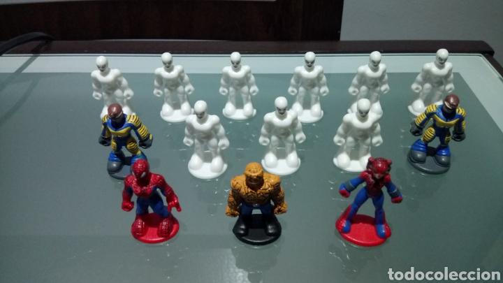 Figuras y Muñecos Marvel: Marvel héroes huevo kinder - Foto 2 - 186401590