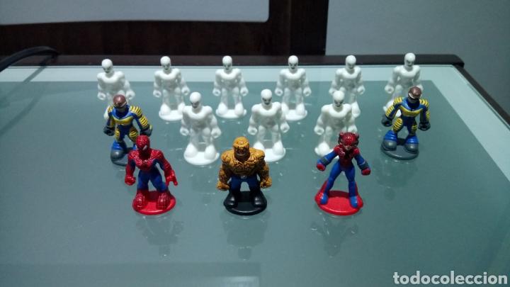 Figuras y Muñecos Marvel: Marvel héroes huevo kinder - Foto 3 - 186401590