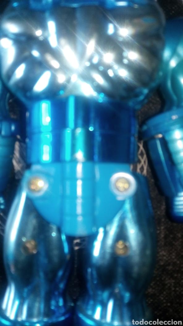 Figuras y Muñecos Marvel: Muñeco figura apocalipsis villano x men 18 cm aproximadamente muy jugada ver fotos estado algun rasg - Foto 5 - 186410843