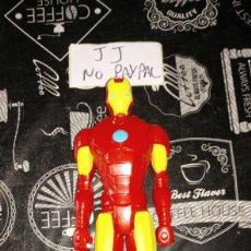 Figuras y Muñecos Marvel: MUÑECO FIGURA HASBRO 2014 IRON MAN HOMBRE DE HIERRO 30 CM APROXIMADAMENTE ARTICULADO. Lote 187503372
